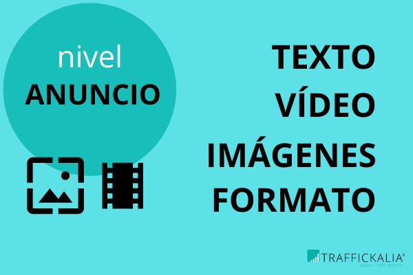 Nivel anuncios Trafficker Digital