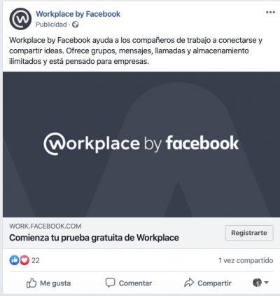 Anuncio FB